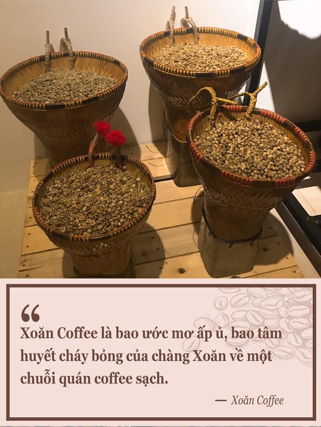 Xoăn Coffee: Quán cà phê mang trọn hương vị mảnh đất cao nguyên xuống Sài Gòn sôi động - Ảnh 2.