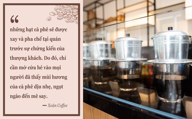 Xoăn Coffee: Quán cà phê mang trọn hương vị mảnh đất cao nguyên xuống Sài Gòn sôi động - Ảnh 3.