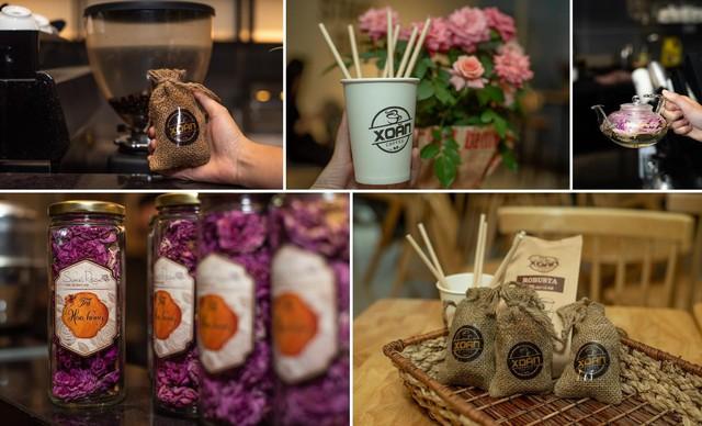 Xoăn Coffee: Quán cà phê mang trọn hương vị mảnh đất cao nguyên xuống Sài Gòn sôi động - Ảnh 5.
