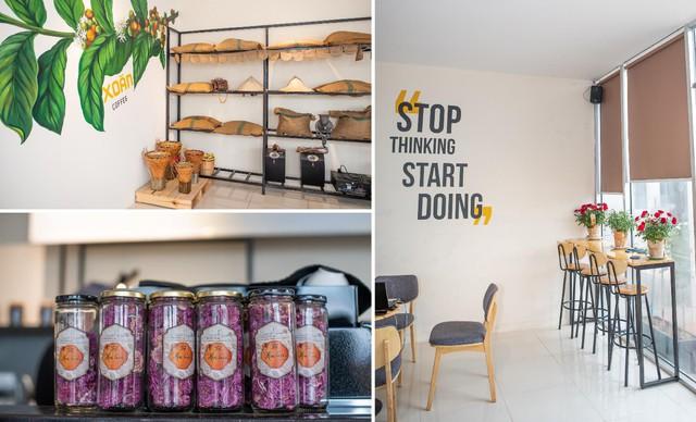 Xoăn Coffee: Quán cà phê mang trọn hương vị mảnh đất cao nguyên xuống Sài Gòn sôi động - Ảnh 6.
