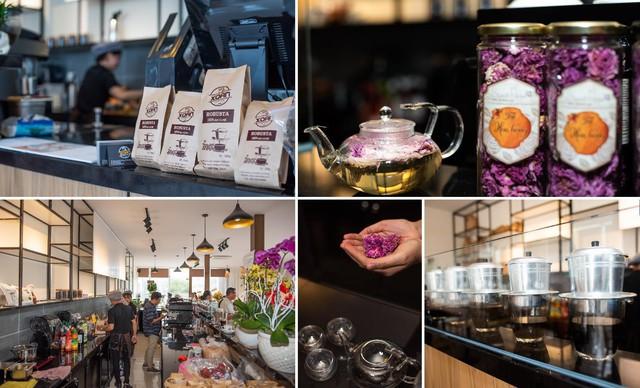 Xoăn Coffee: Quán cà phê mang trọn hương vị mảnh đất cao nguyên xuống Sài Gòn sôi động - Ảnh 7.