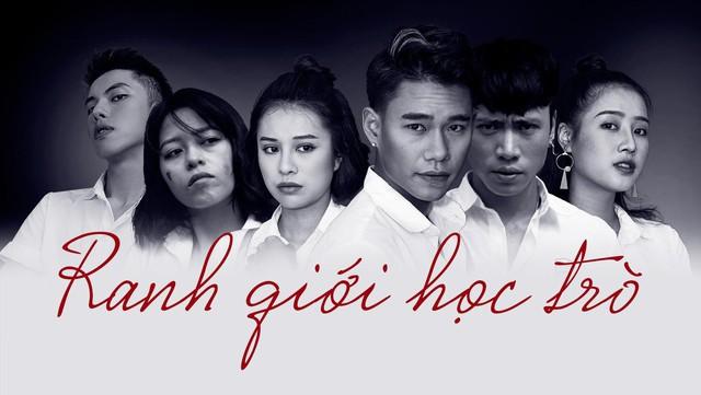 """""""Ranh giới học trò"""" - Web drama học đường mới toanh đang gây bão trong giới trẻ - Ảnh 1."""