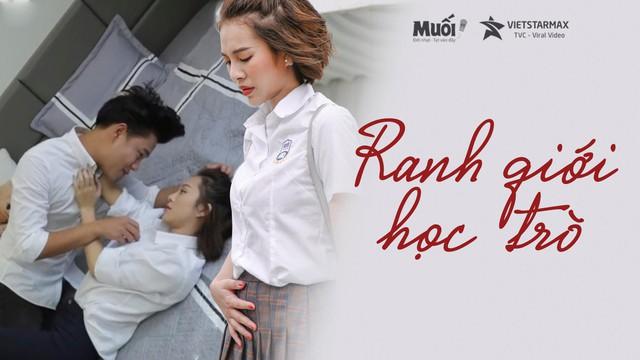 """""""Ranh giới học trò"""" - Web drama học đường mới toanh đang gây bão trong giới trẻ - Ảnh 2."""