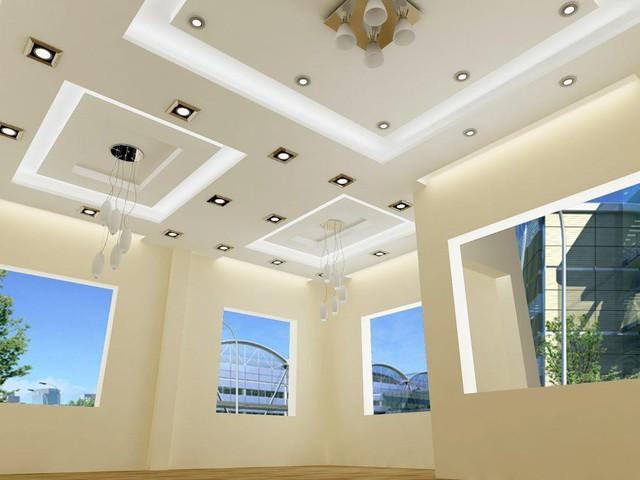 Sử dụng trần thạch cao hay trần nhựa sẽ tránh nóng hiệu quả cho ngôi nhà của bạn? - Ảnh 1.