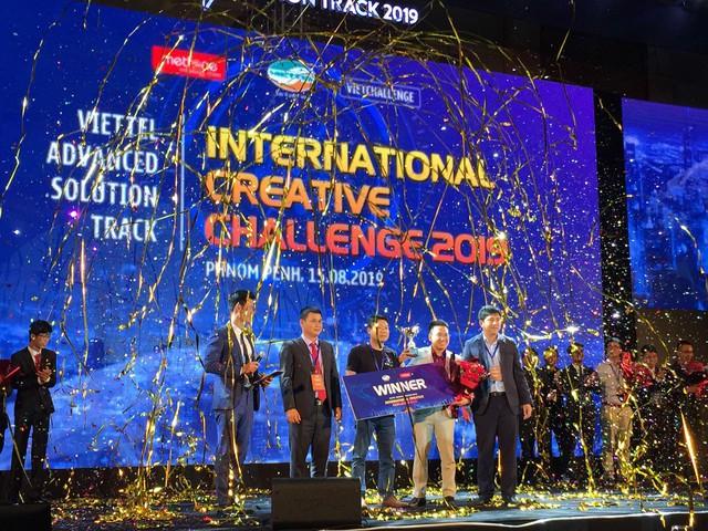 Đã tìm ra 3 đội chiến thắng Vòng chung kết Viettel Advanced Solution Track 2019 - Ảnh 2.