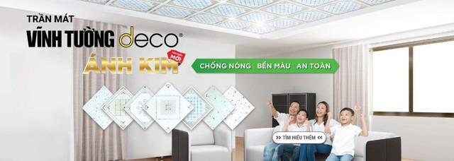 Sử dụng trần thạch cao hay trần nhựa sẽ tránh nóng hiệu quả cho ngôi nhà của bạn? - Ảnh 2.