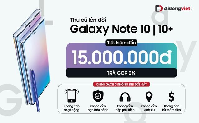 Techoffline Galaxy Note 10 của Di Động Việt hút hơn 250 khách cùng 40 nhà báo, nhiều reviewer công nghệ - Ảnh 2.