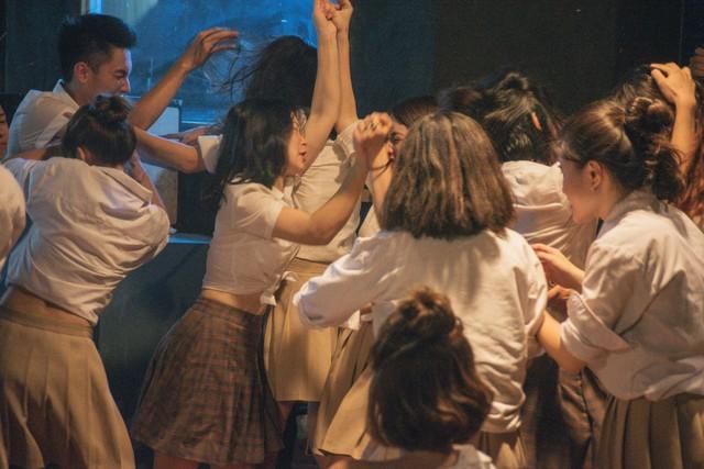 """""""Ranh giới học trò"""" - Web drama học đường mới toanh đang gây bão trong giới trẻ - Ảnh 5."""