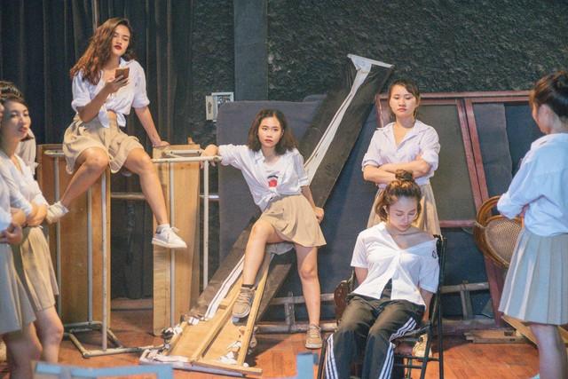 """""""Ranh giới học trò"""" - Web drama học đường mới toanh đang gây bão trong giới trẻ - Ảnh 6."""