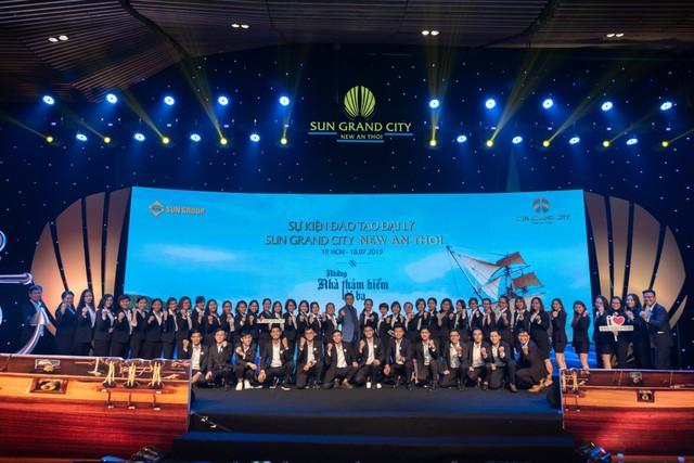 Nhà Đại Phát trở thành đại lý phân phối chính thức dự án Sun Grand City New An Thới - Ảnh 1.