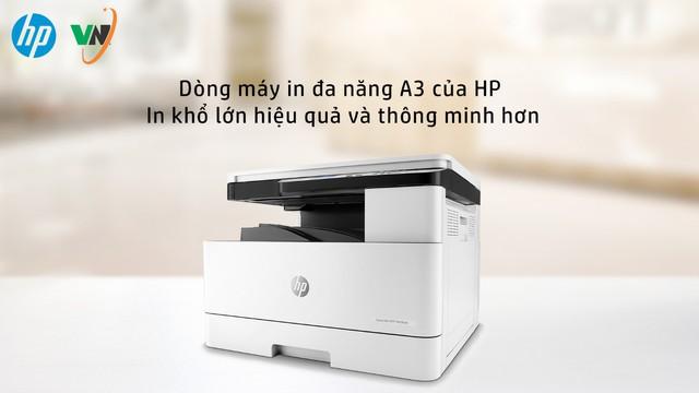 Máy in HP – Giải pháp tối ưu cho các nhu cầu in ấn khác nhau của doanh nghiệp - Ảnh 1.