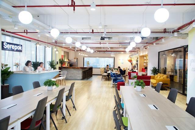 Serepok khánh thành không gian làm việc chung tại TP Hồ Chí Minh và nhận định của CEO Serepok về thị trường Coworking Space - Ảnh 2.