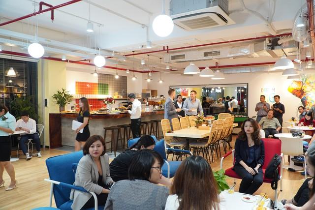 Serepok khánh thành không gian làm việc chung tại TP Hồ Chí Minh và nhận định của CEO Serepok về thị trường Coworking Space - Ảnh 4.