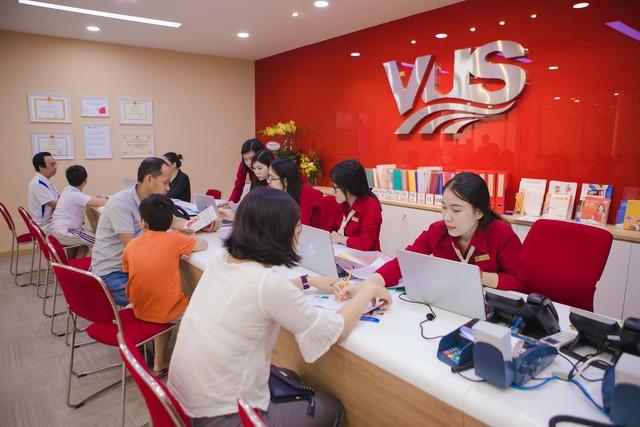 Trải nghiệm buổi học cực vui tại cơ sở mới của VUS - ảnh 5