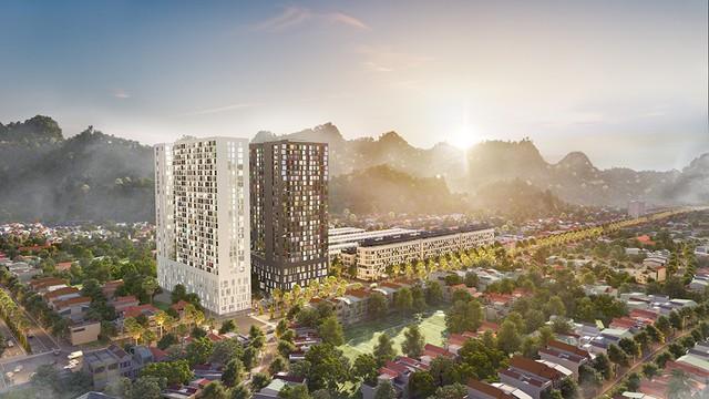 Đếm ngược đến lễ ra mắt Tổ hợp căn hộ khách sạn, shophouse 5 sao Apec Diamond Park - Ảnh 1.