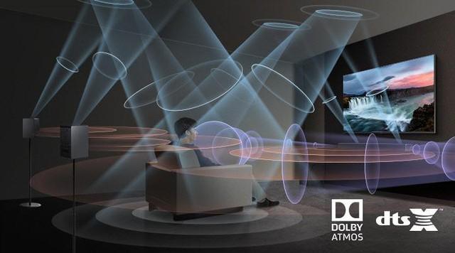 3 điểm khiến soundbar Q90R trở thành tâm điểm của rạp chiếu phim trong nhà bạn - Ảnh 2.