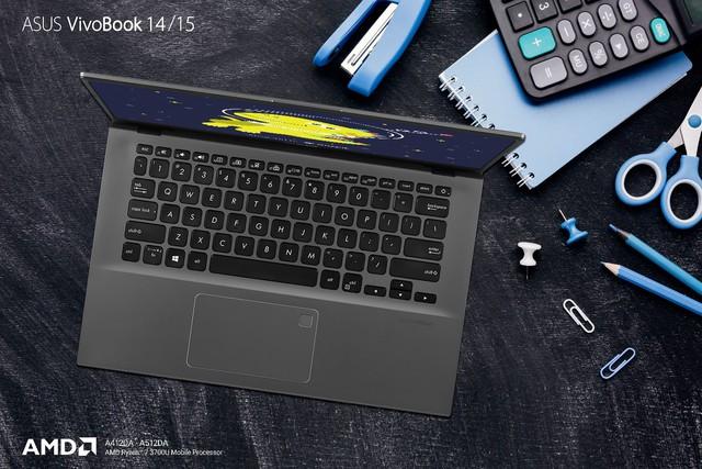 Trải nghiệm vi xử lí thế hệ mới của AMD cùng bộ đôi ultrabook đa sắc màu ASUS Vivobook A 2019 - Ảnh 2.