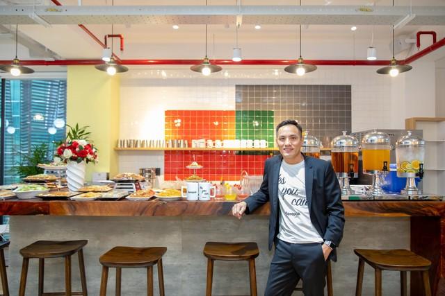 Serepok khánh thành không gian làm việc chung tại TP Hồ Chí Minh và nhận định của CEO Serepok về thị trường Coworking Space - Ảnh 1.