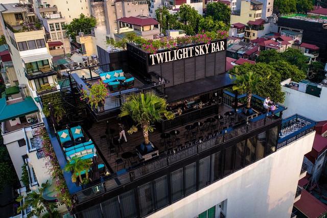Thưởng thức âm nhạc trên sky bar – Xu hướng trải nghiệm mới - Ảnh 6.