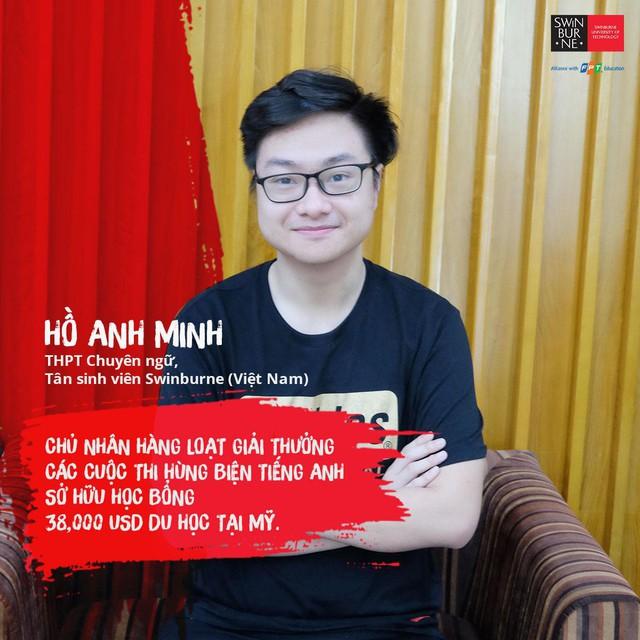 Tân sinh viên nói gì về Swinburne Việt Nam? - Ảnh 2.