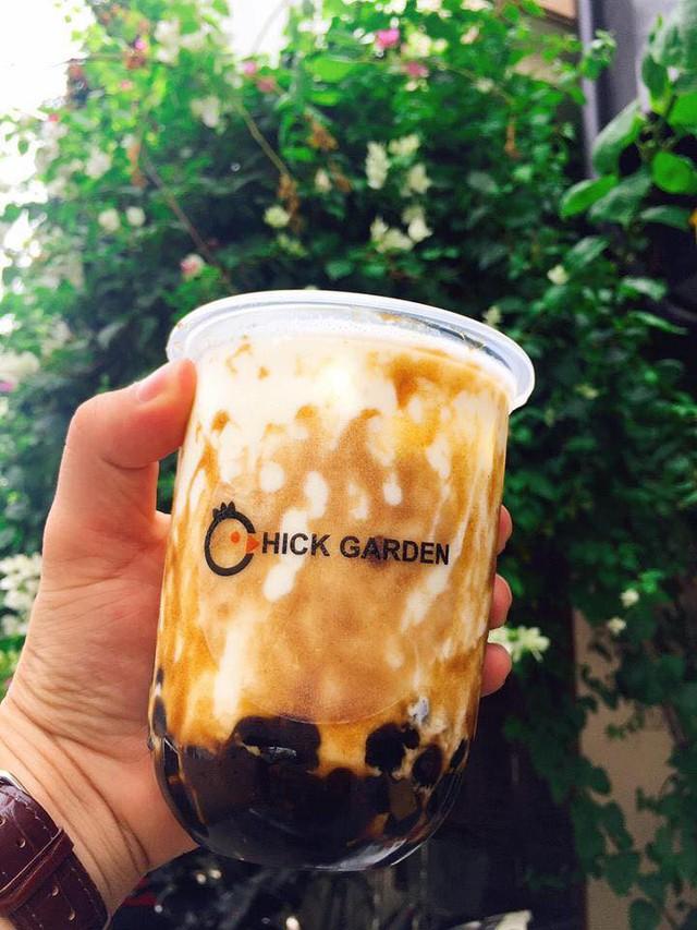 Thiên đường chè khoai dẻo và đồ ăn vặt siêu ngon tại Chick Garden - Ảnh 5.