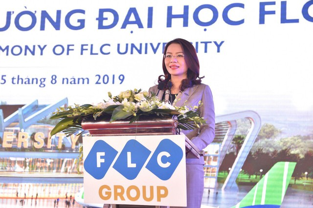 Chính thức khởi công Đại học FLC, mô hình đào tạo toàn diện tại Quảng Ninh - Ảnh 5.