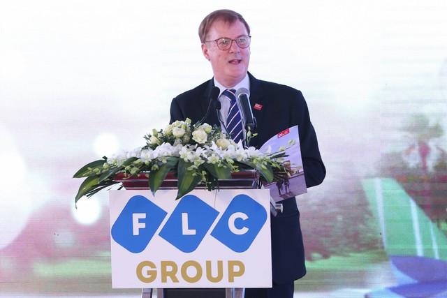 Chính thức khởi công Đại học FLC, mô hình đào tạo toàn diện tại Quảng Ninh - Ảnh 7.