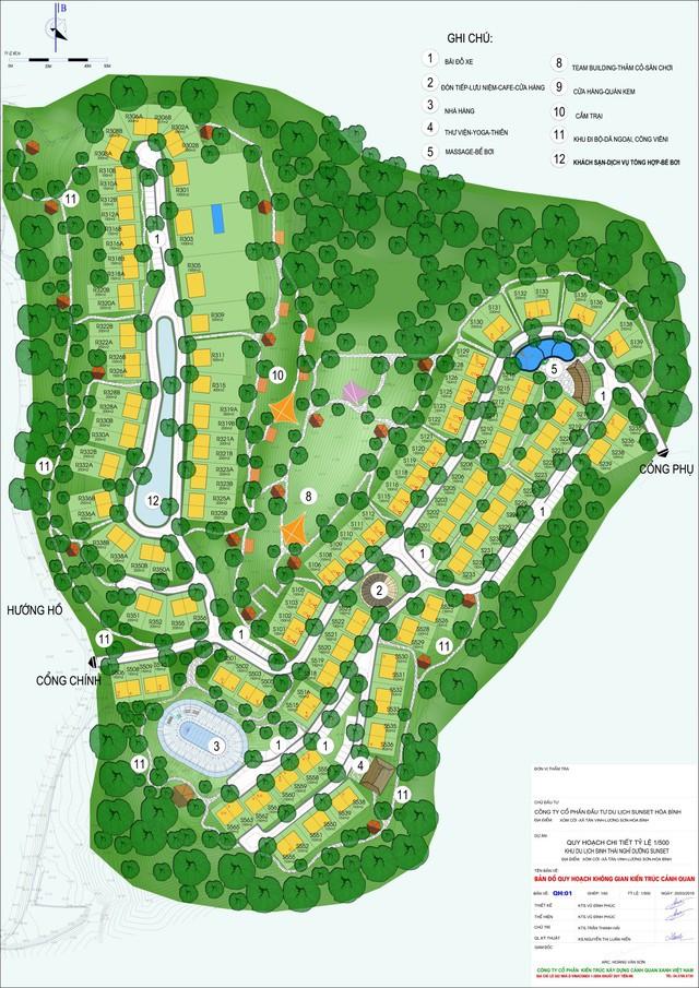 Panorama Hills – Dự án nghỉ dưỡng sinh thái trên mảnh đất Lương Sơn, Hòa Bình - Ảnh 1.