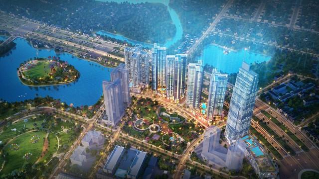 Eco Green Sài Gòn thắng lớn tại PropertyGuru Vietnam Awards 2019 - Ảnh 2.