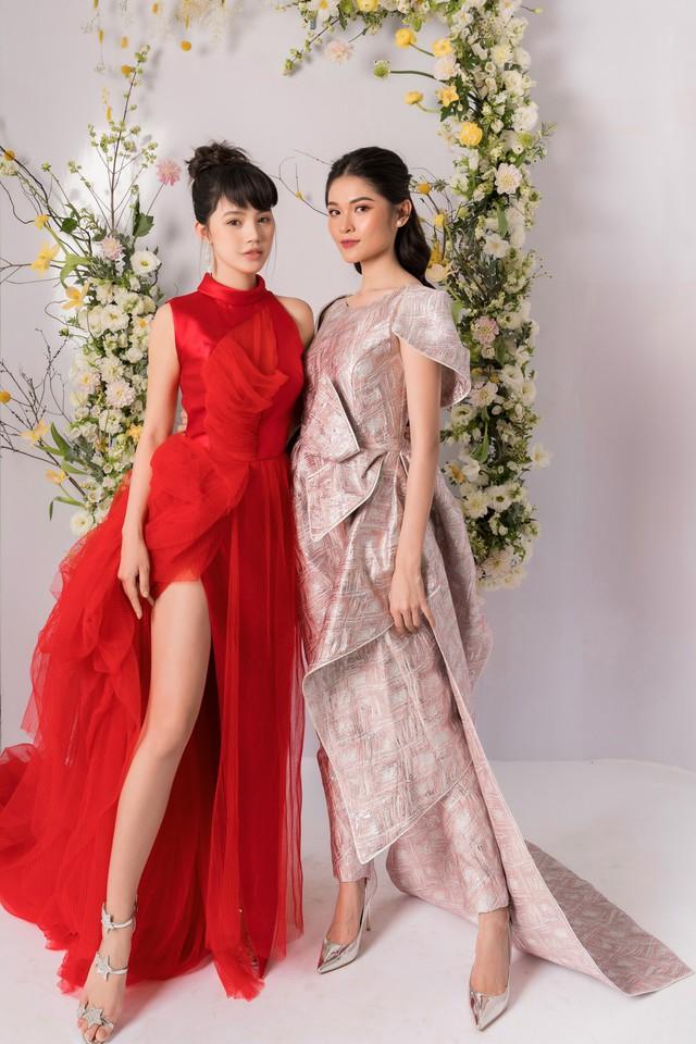 H'hen Nie, Nhã Phương và dàn khách mời tên tuổi xinh đẹp rạng ngời tham dự triển lãm cưới cao cấp của PHUONG MY - ảnh 7