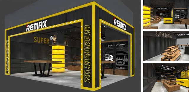 Remax – Thiên đường phụ kiện chính hãng ra mắt Sài Gòn với 3 showroom hoàng tráng - Ảnh 3.