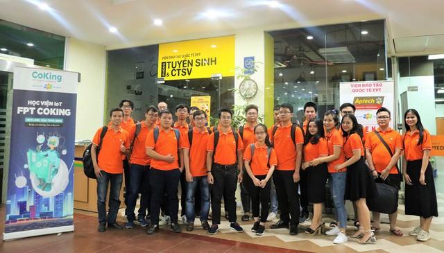 Cơn khát kỹ sư IoT của doanh nghiệp Việt trong ba năm tới - Ảnh 2.