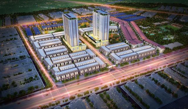 Thị trường bất động sản Bà Rịa-Vũng Tàu sôi động trở lại - Ảnh 1.