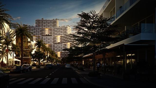 Lý do căn hộ biển hấp dẫn nhà đầu tư? - Ảnh 1.