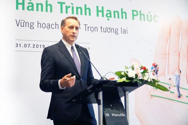 Manulife Việt Nam giới thiệu giải pháp bảo vệ tài chính linh hoạt, đem đến cuộc sống vẹn toàn - Ảnh 2.