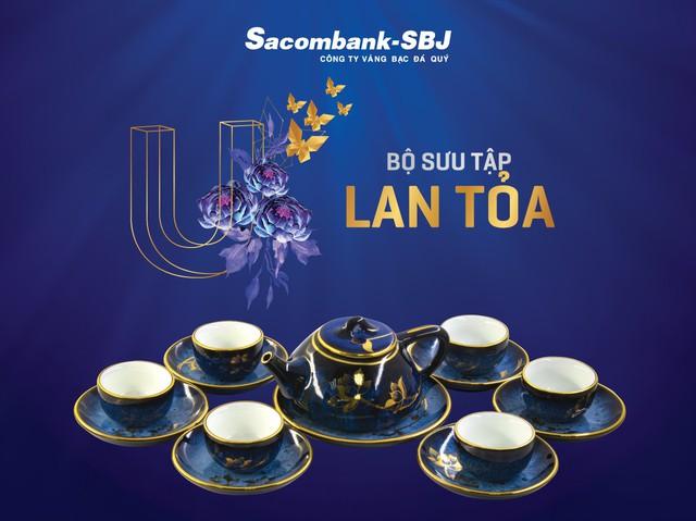 """Sacombank-SBJ: giới thiệu bộ sưu tập """"Lan tỏa giá trị hoàn mỹ"""" - Ảnh 2."""