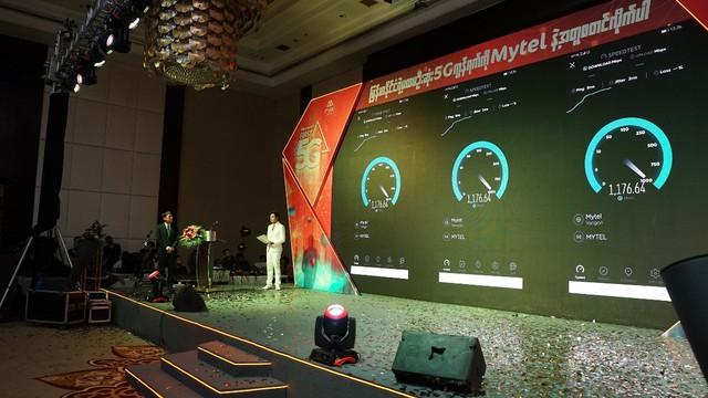 Viettel là nhà mạng tiên phong ra mắt công nghệ 5G tại Myanmar - Ảnh 1.