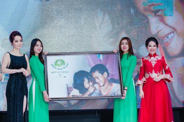 """Quỹ từ thiện """" Nhuộm xanh Thế giới"""" thành lập và ra mắt nhân dịp kỉ niệm sinh nhật 3 năm của Công ty Thiên Nhiên Việt. - Ảnh 2."""