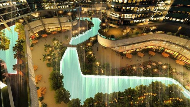 """Kiến trúc hiện đại và câu chuyện về """"Viên kim cương"""" bên sông Sài Gònmắt - Ảnh 2."""