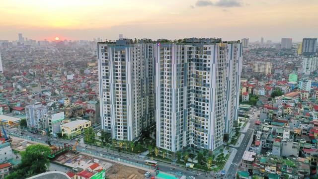 Đi tìm dự án có chính sách hỗ trợ tài chính tốt, bàn giao căn hộ ngay tại quận Hai Bà Trưng - Ảnh 1.