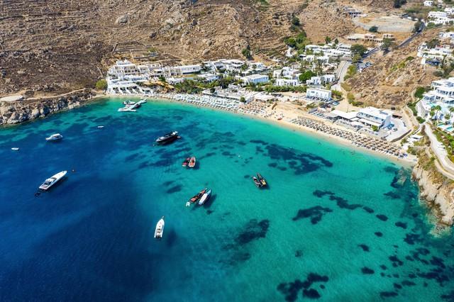 """Cyclades """"những hòn đảo thiên đường của Hy Lạp"""" - Ảnh 1."""