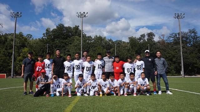 18 tài năng nhí Việt Nam sang Nhật Bản thi đấu giao hữu - Ảnh 2.