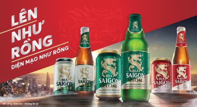 Đón chào diện mạo mới mang khát khao dân tộc của thương hiệu bia trăm năm - Ảnh 1.