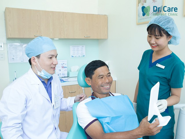 Làm thế nào để trồng răng Implant không đau - Ảnh 4.