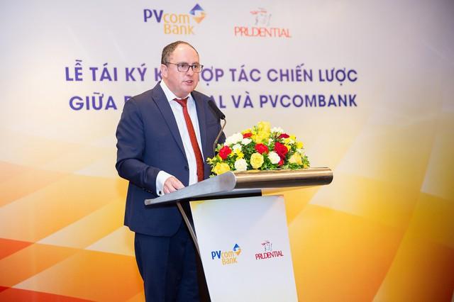 Prudential Việt Nam và PVcomBank mở rộng quan hệ đối tác chiến lược, ký kết hợp tác dài hạn - Ảnh 1.