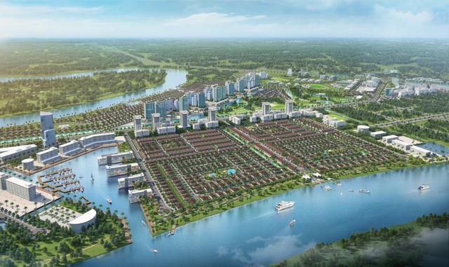 Khám phá hệ sinh thái tiện ích thành phố bên sông Waterpoint - Ảnh 2.