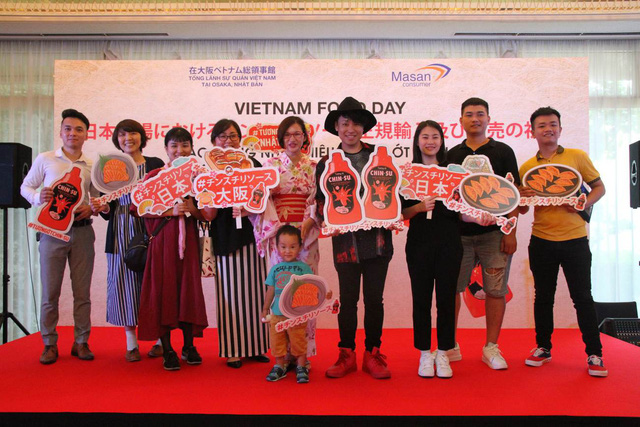 Tương ớt CHIN-SU của người Việt lên báo lớn Nhật Bản - Ảnh 4.