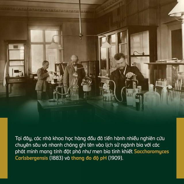 Tập đoàn Carlsberg: Kế thừa tinh hoa hơn 170 năm để tạo nên trải nghiệm bia xứng tầm - Ảnh 3.