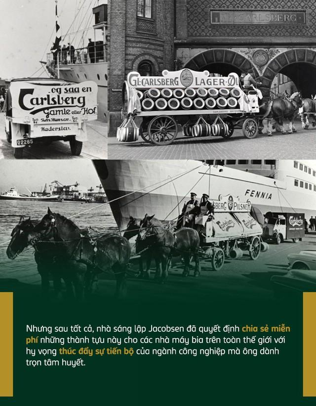 Tập đoàn Carlsberg: Kế thừa tinh hoa hơn 170 năm để tạo nên trải nghiệm bia xứng tầm - Ảnh 4.