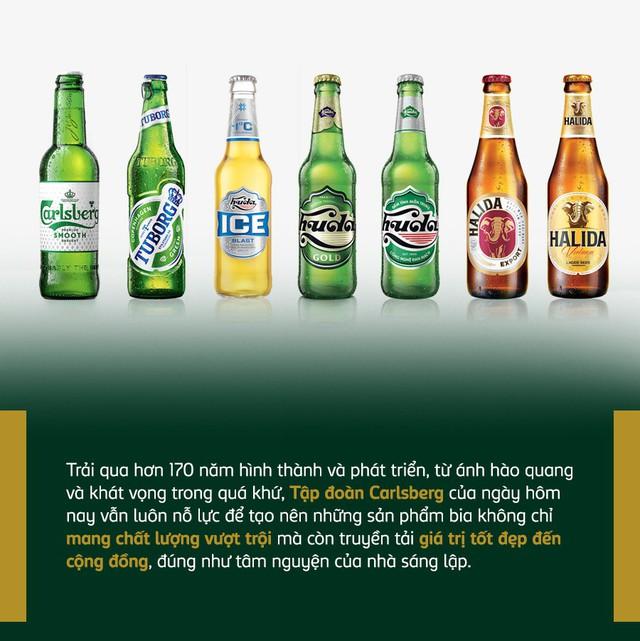 Tập đoàn Carlsberg: Kế thừa tinh hoa hơn 170 năm để tạo nên trải nghiệm bia xứng tầm - Ảnh 5.
